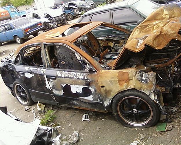 чт тако полная гибель автомобиля