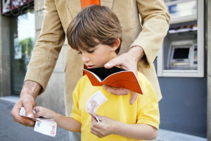 Взыскание алиментов на одного ребенка