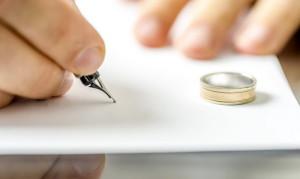 Расторжение брака без детей через суд