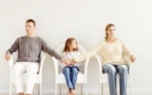 Расторжение брака в суде и дети