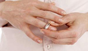Расторжение брака супругов при наличии детей в браке