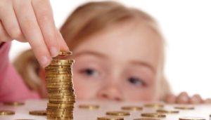 Размер алиментов на ребенка от суммы дохода в процентах